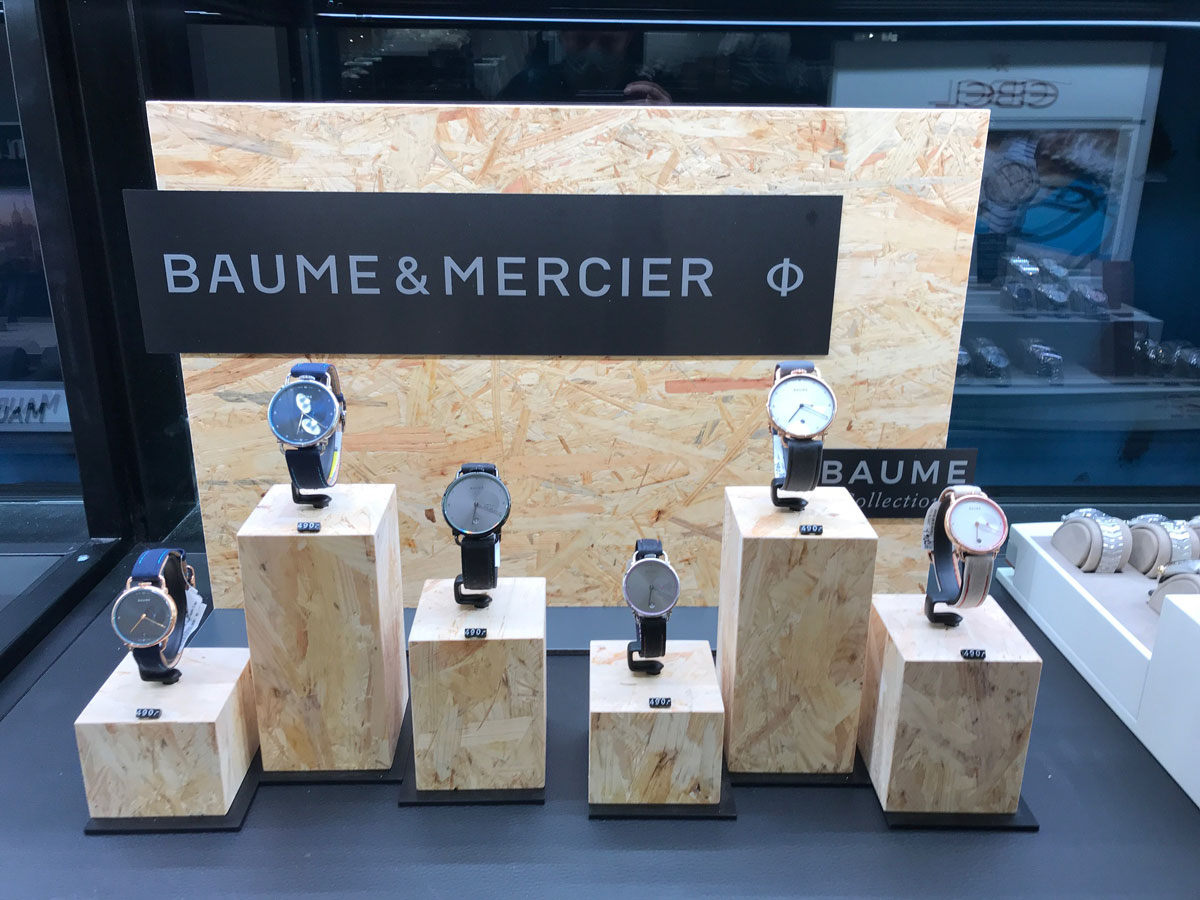 Baume By Baume Mercier
